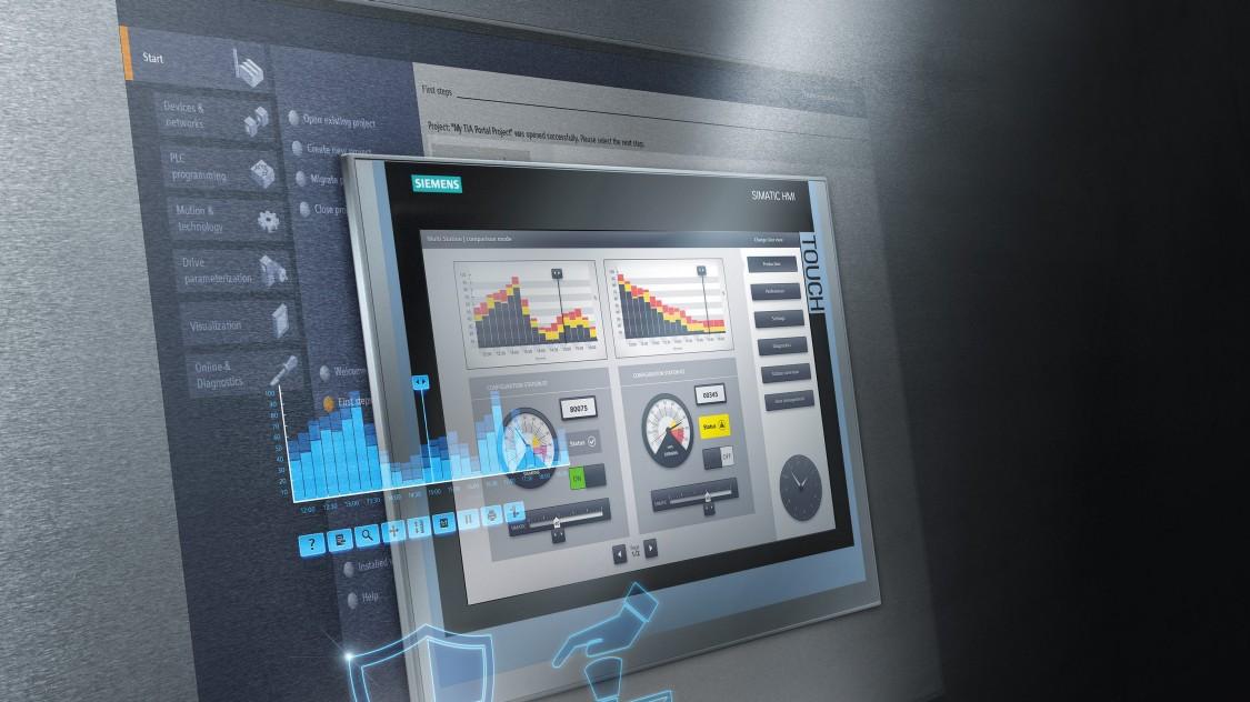 Advanced HMI - Panel based