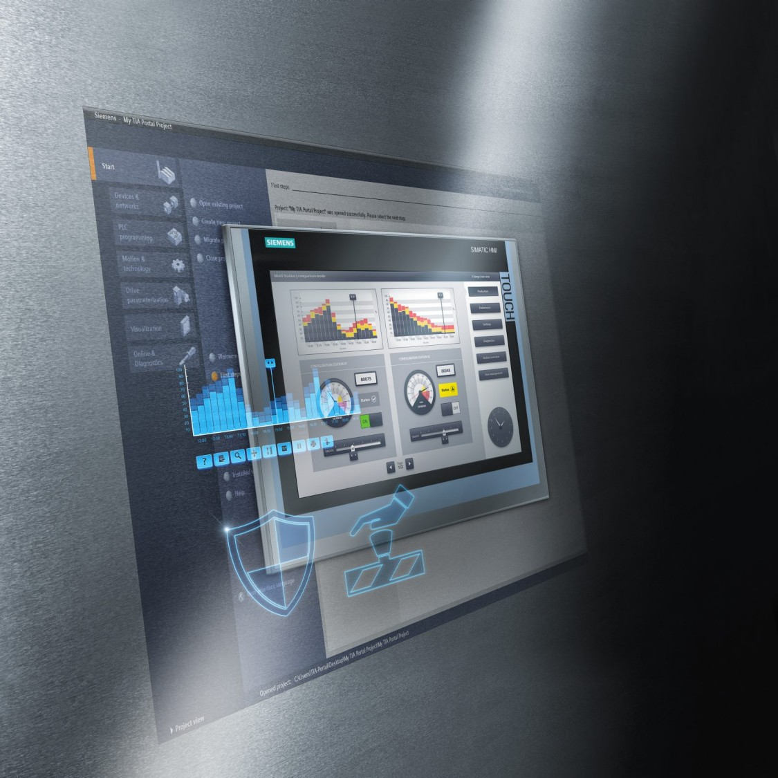 SIMATIC HMI Comfort Panels