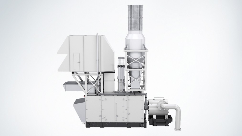 SGT-400   Industrial Gas Turbine   Siemens Global Website