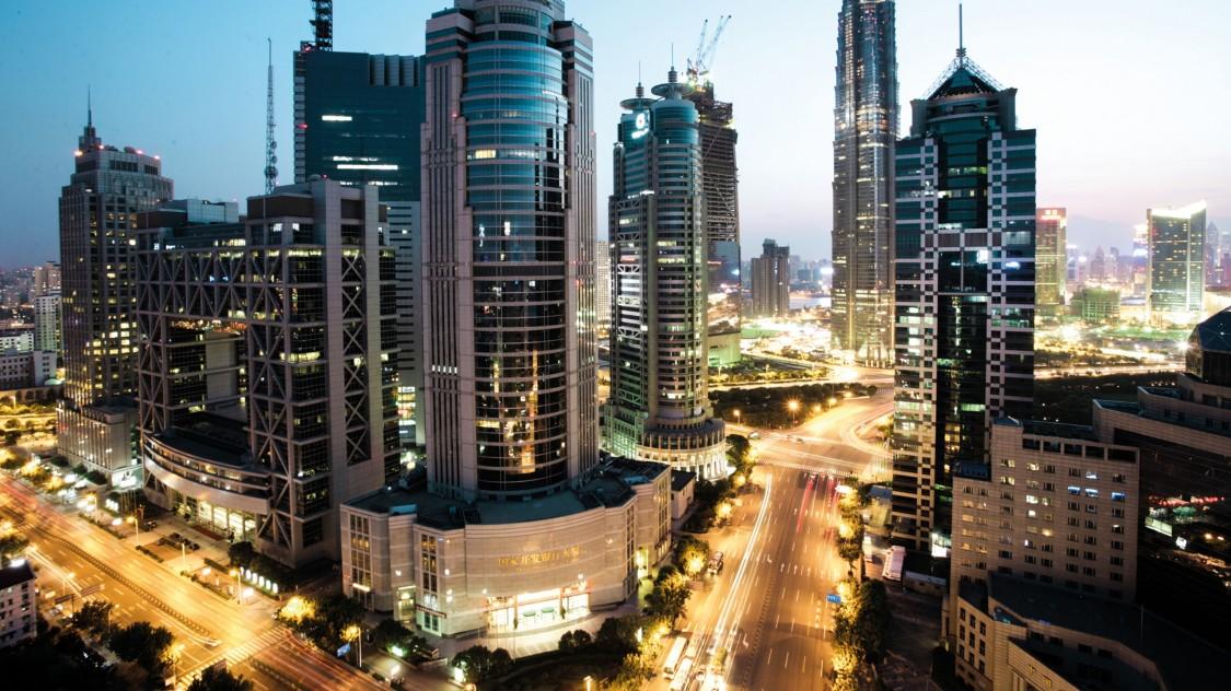 Skyline - Infrastruktur-Finanzierung
