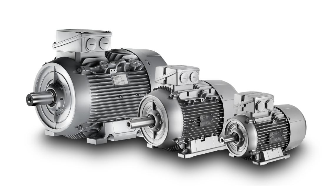 řada nízkonapěťových motorů SIMOTICS GP