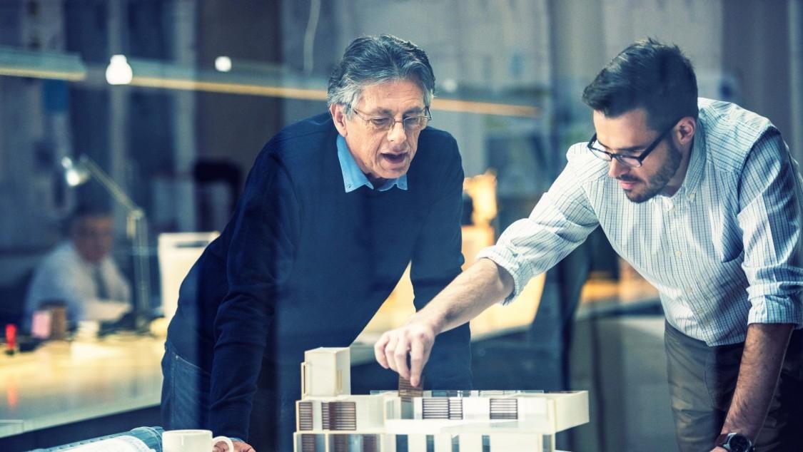 Architekten und Planer
