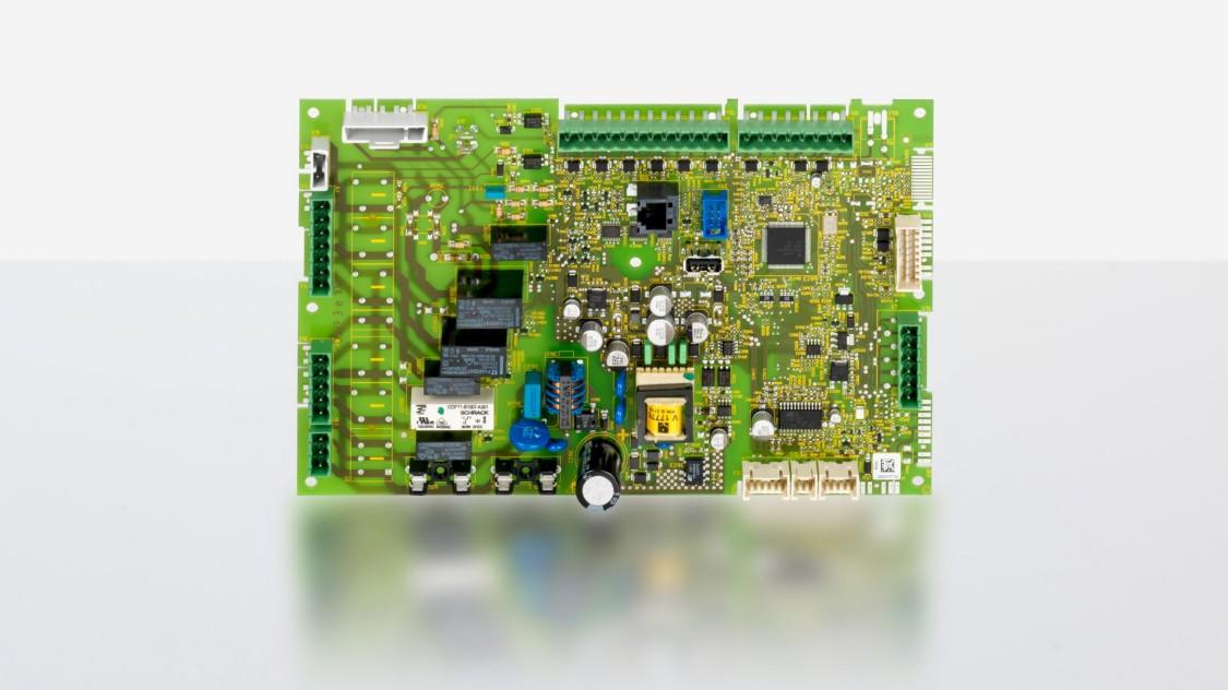 Unité de gestion de chaudière LMS14