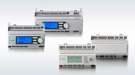 Climatix C600 Regler