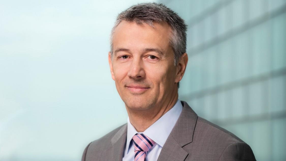 Mag. Wolfgang Wrumnig, Finanzvorstand der Siemens AG Österreich