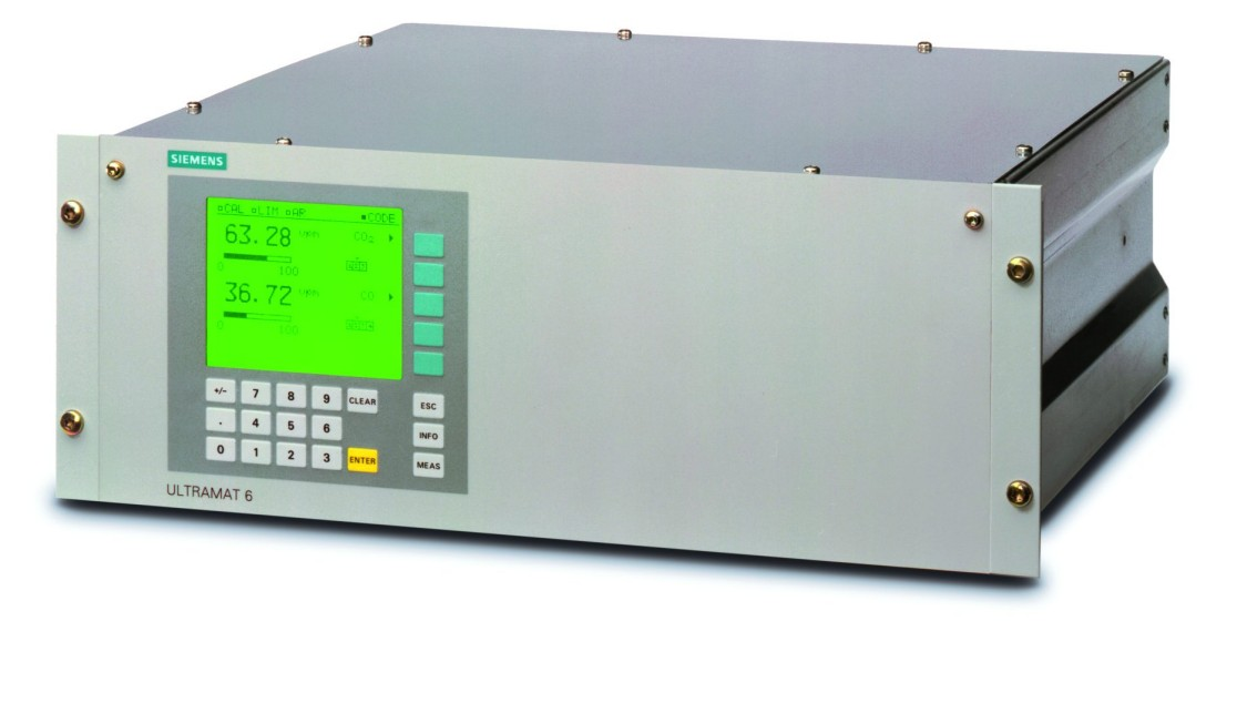 Series 6 gas analyzer - Siemens USA
