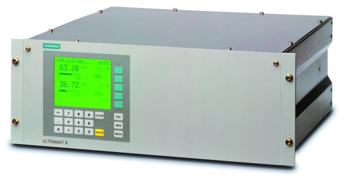 USA   Process gas analyzers series 6