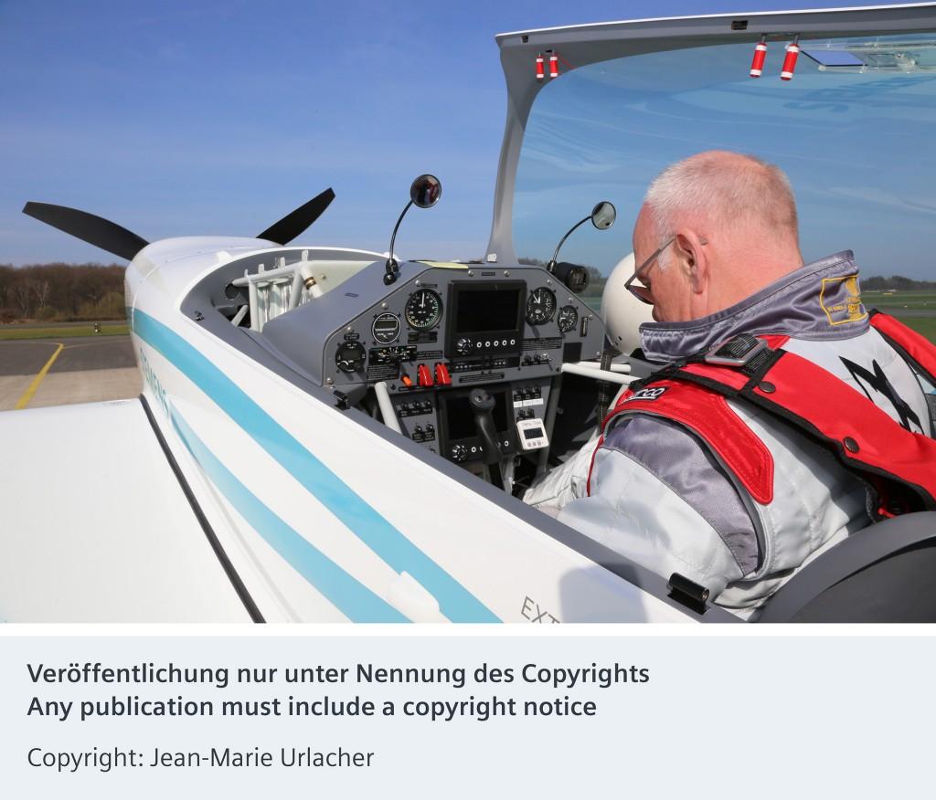 """Elektroflugzeug """"Extra 330LE"""" fliegt erneut Weltrekord"""