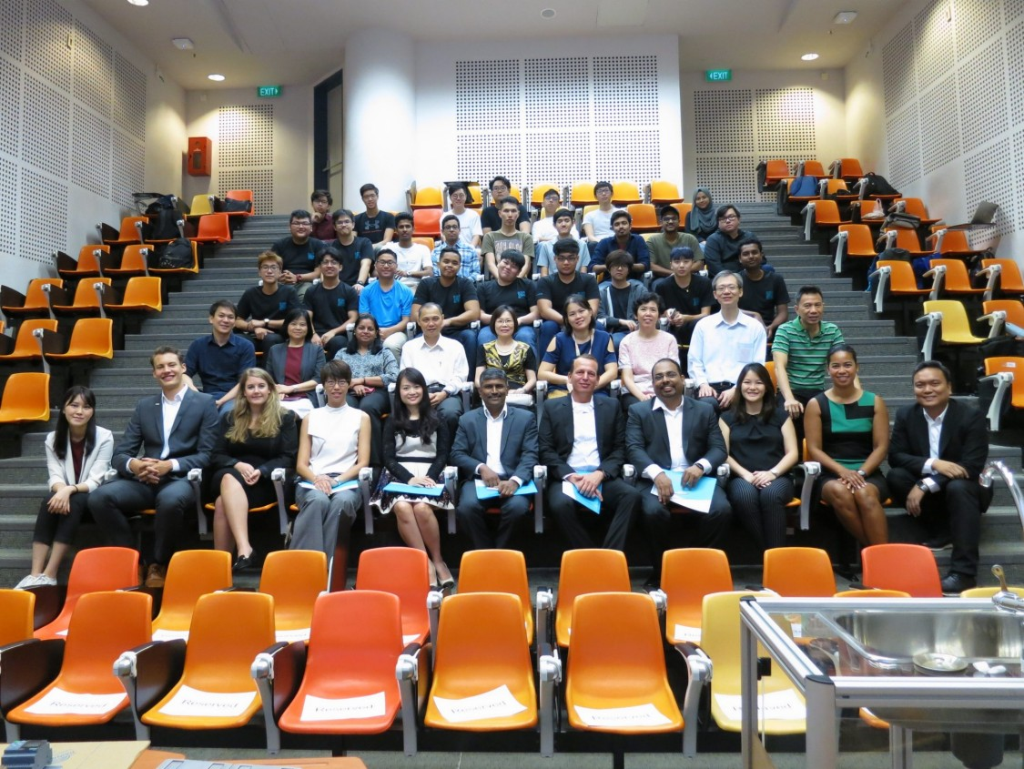 This Is IoT Contest 2018 - Siemens Singapore | Fairs