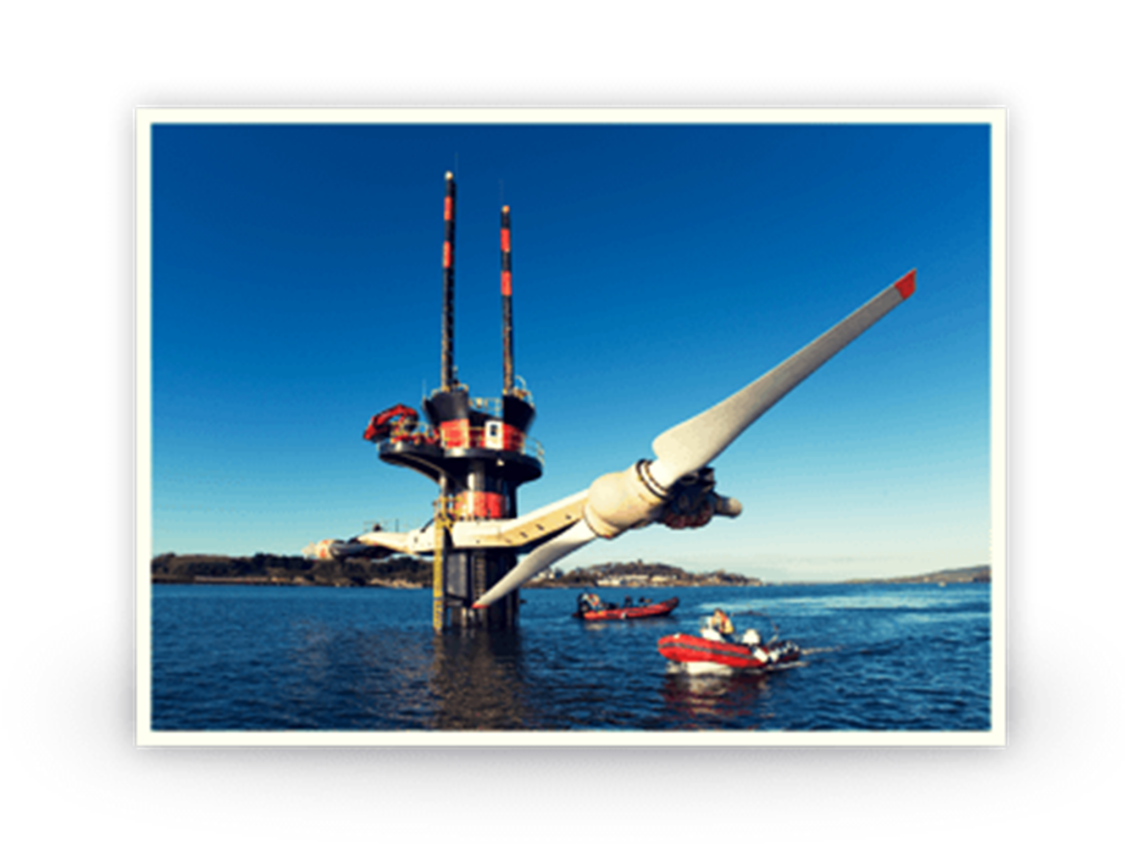 Siemens acquired Marine Current Turbines Ltd. and the Connectors and Measurement Division of Expro Holdings UK, manufacturers of subsea components.