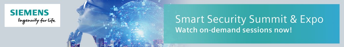 Smart Security Summit & Expo - Watch on-demand sessions now