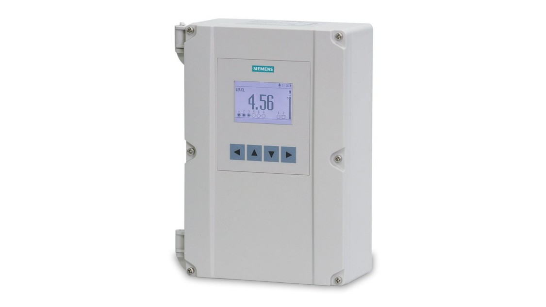 HydroRanger 200 HMI ultrasonic level controller