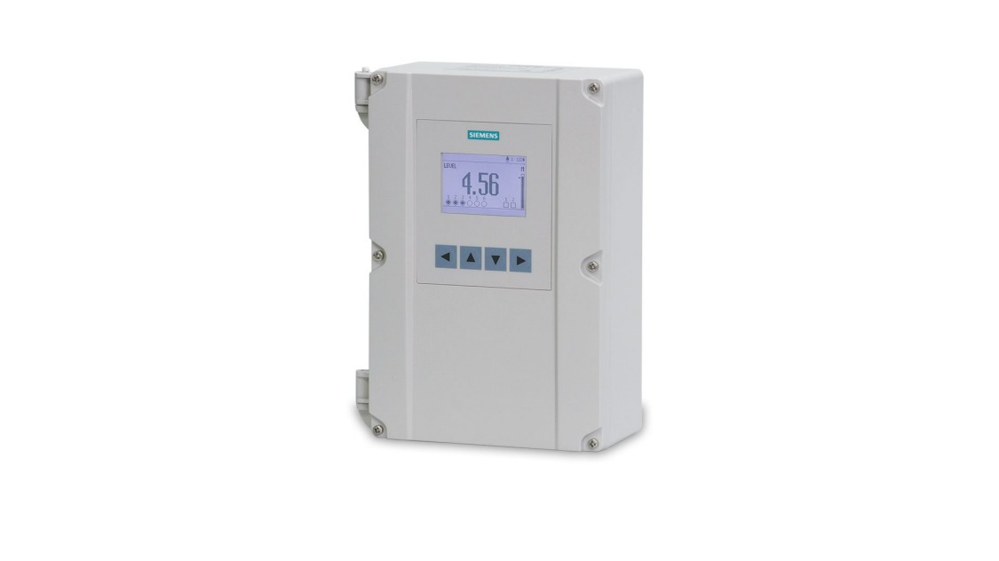 USA - HydroRanger200 HMI Ultrasonic Level Controller