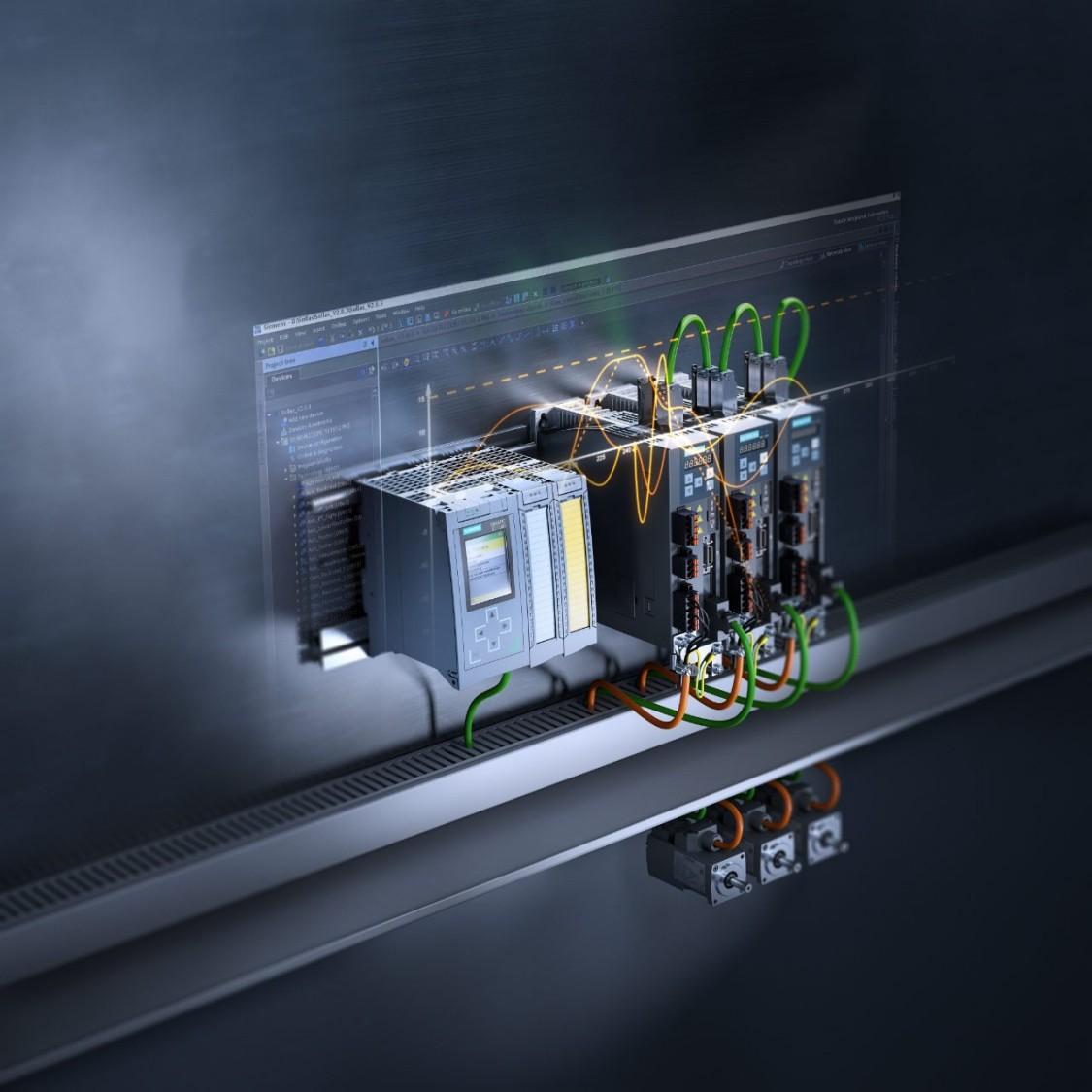 Funkcje napędowe T-CPU