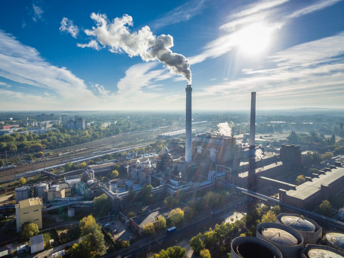 Emission monitoring