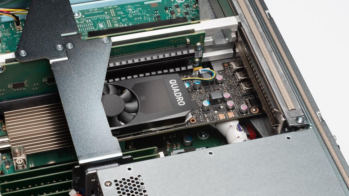 Промышленный компьютер SIMATIC – графический адаптер