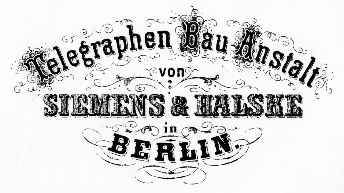The year is 1847 – A new company is founded
