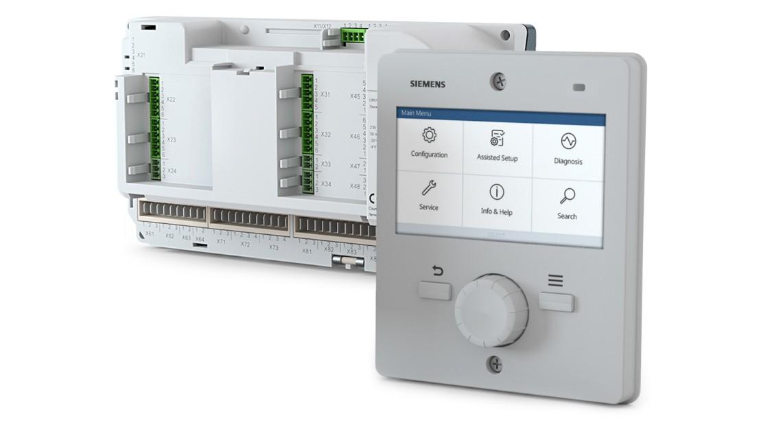 LMV6 with AZL6 -  Burner management system