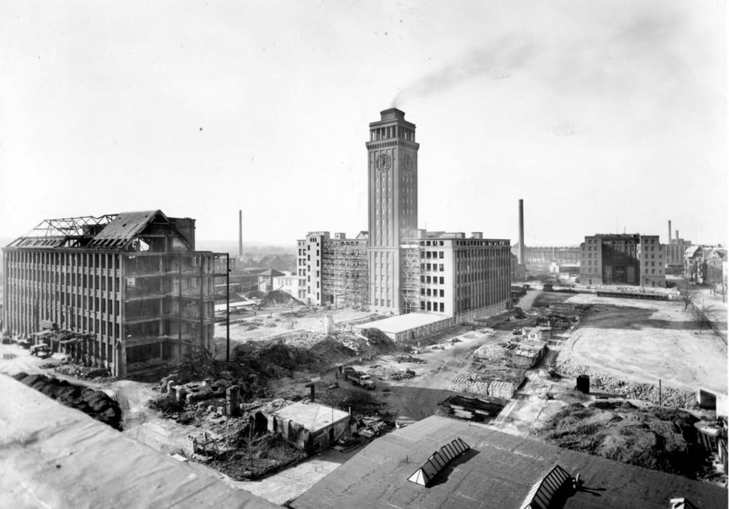 Zustand des Werkes 1949 (MGW)