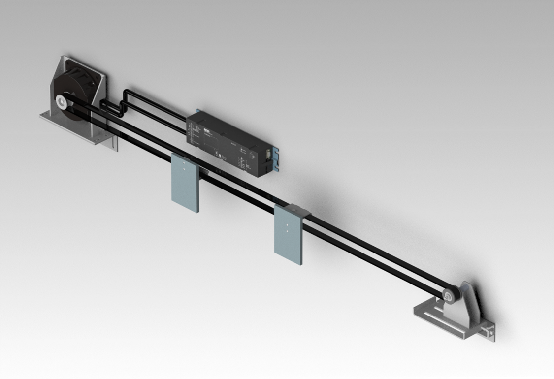 SIDOOR ATE500E – EC Direktantriebssystem