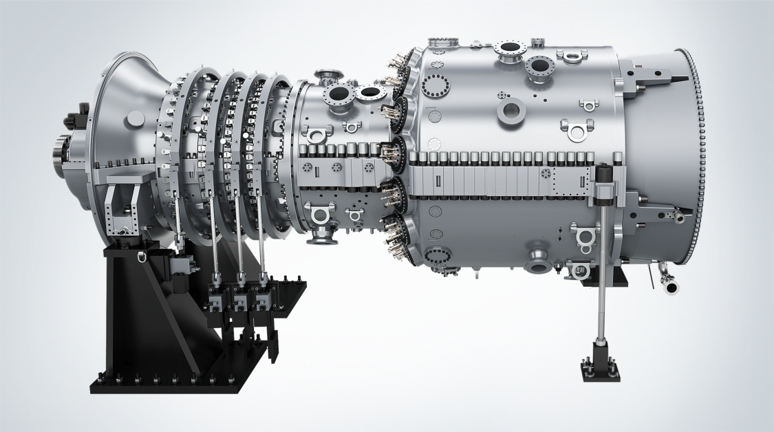 SGT5-8000H 重载燃气轮机