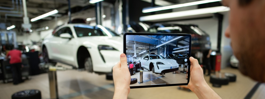 Augmented Reality im Service