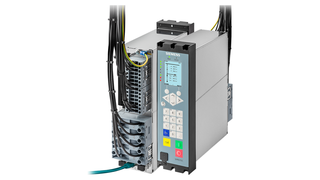 Universal protection relay SIPROTEC 7SX800