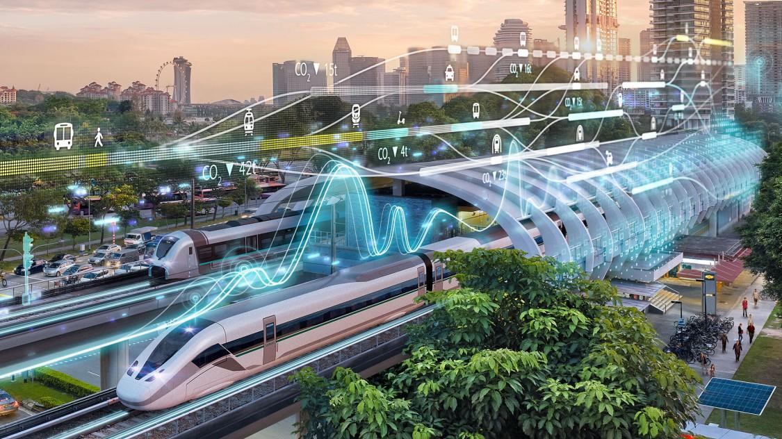 Cybersicherheit und IT-Sicherheit für Züge und Schienenfahrzeuge