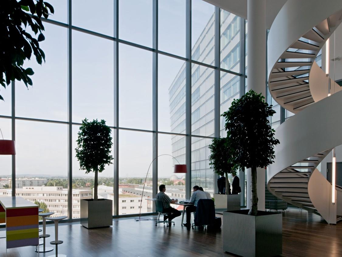 Siemens City Vienna
