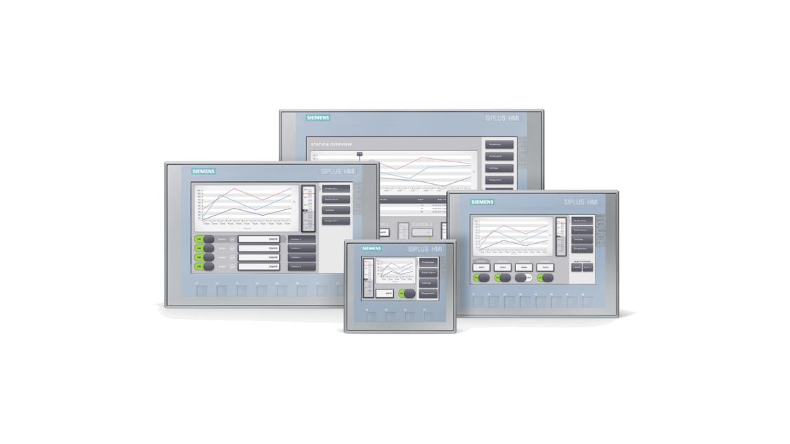 siemens - SIPLUS extreme Panele HMI - systemy automatyki przemysłowej