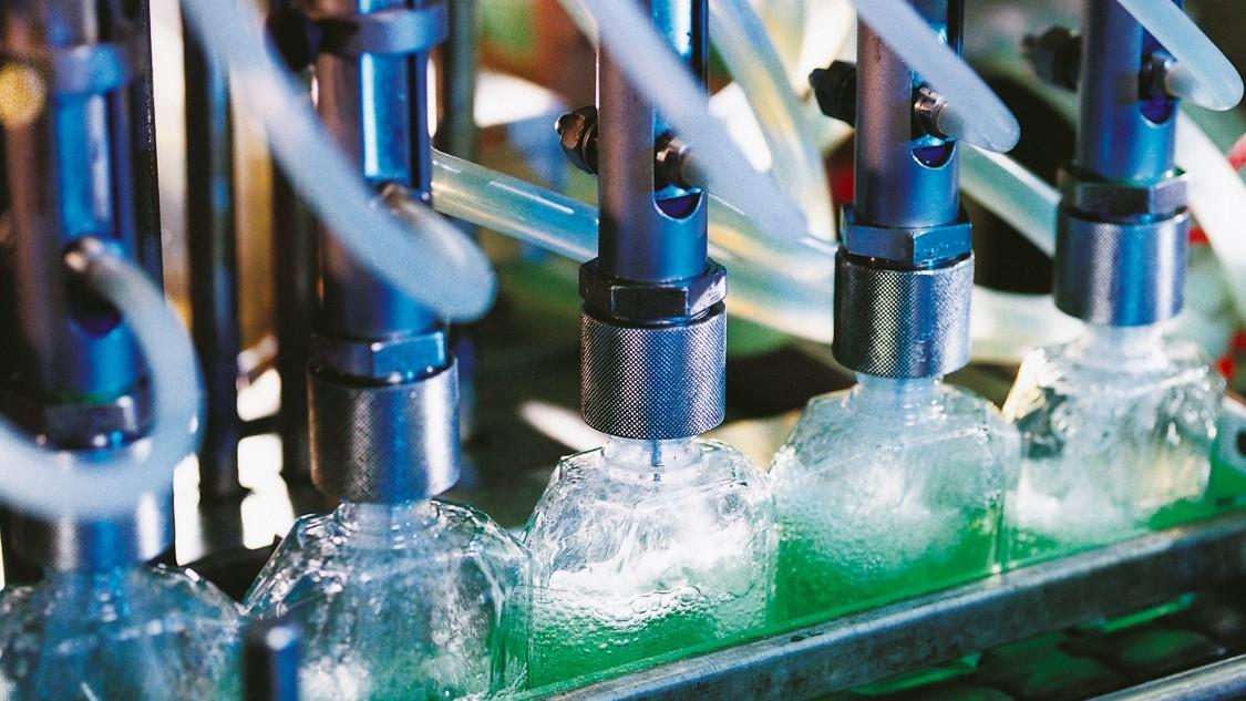 Vollintegrierte Laborsteuerung