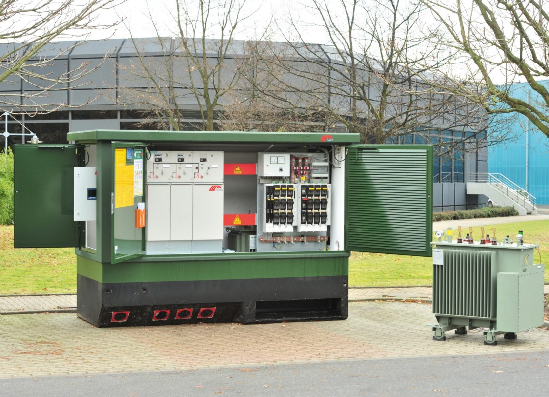 Smart Grid on the Lower Rhine