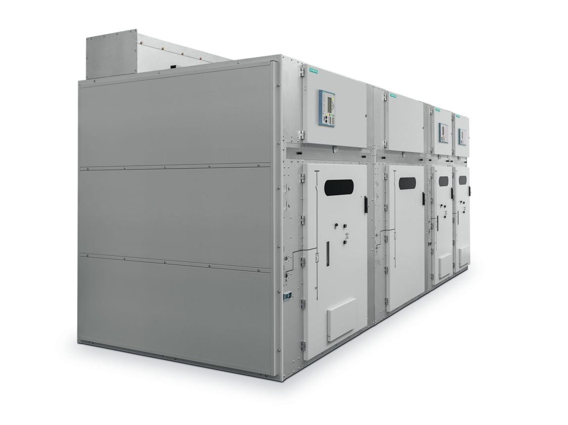 Sitras ASG 25 air-insulated switchgear