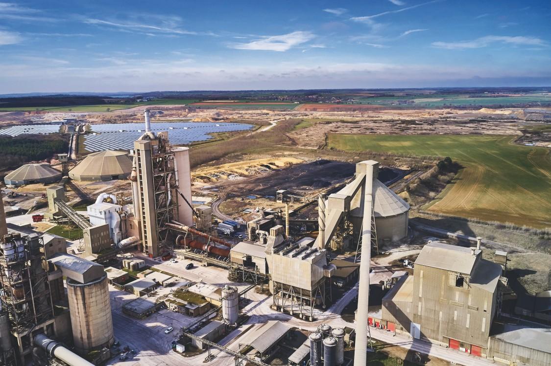 Hanson Cement, İngiltere