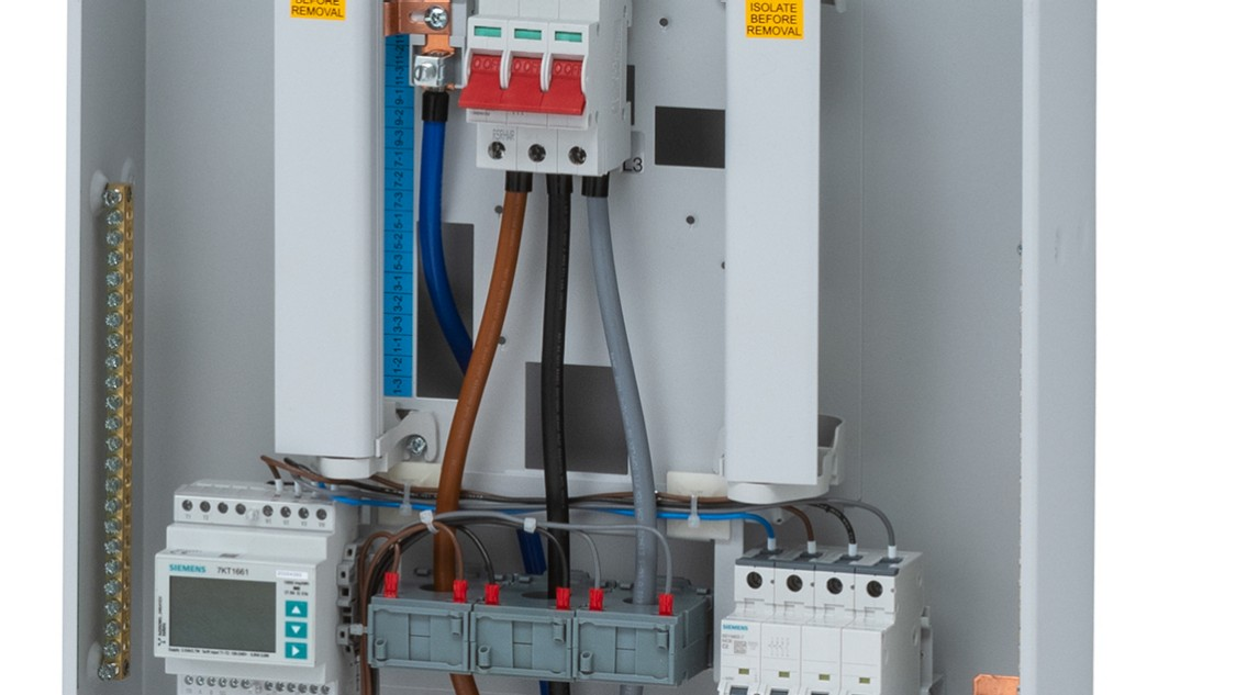 ALPHA BSII distribution systems