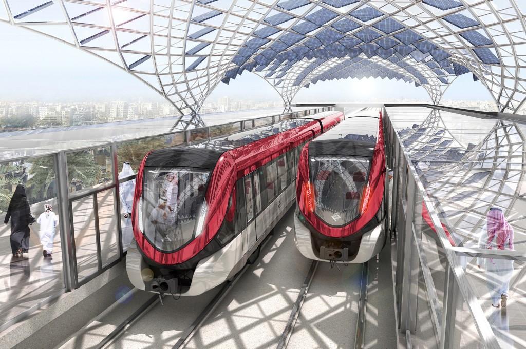 Siemens baut fahrerlose U-Bahn in Riad