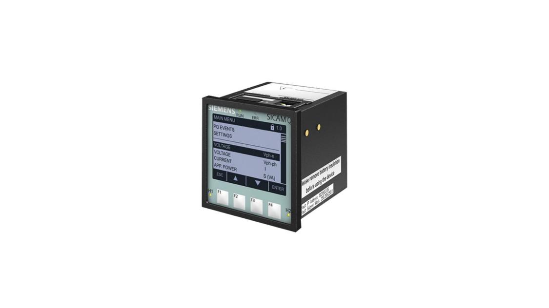 Power quality recorder - SICAM Q100