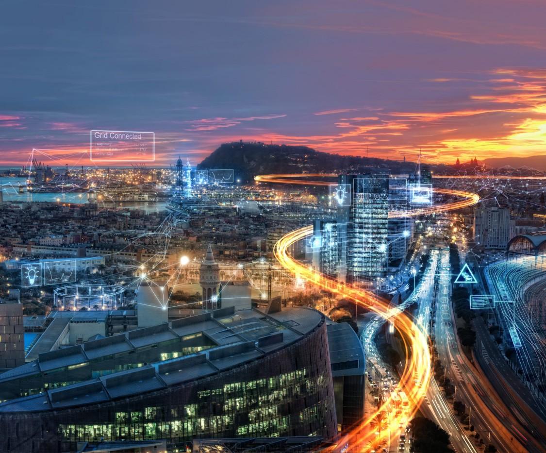 Solutions pour les villes digitales