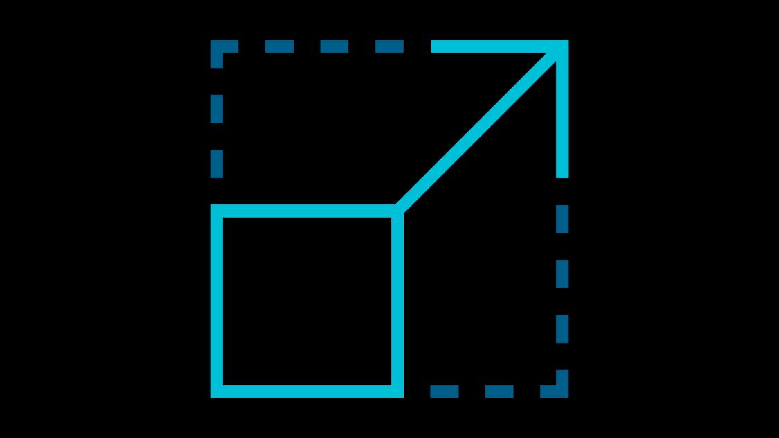 Icon: Vielseitigkeit – Leistung, Performance und Funktionalität nach Maß