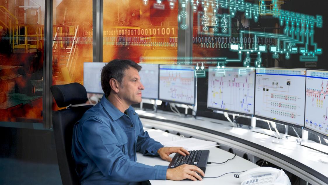 Управление энергоснабжением в промышленности