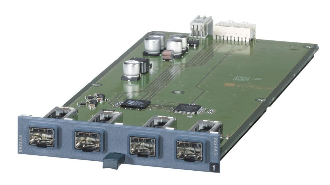 SCALANCE X-500向けメディアモジュールの製品イメージ