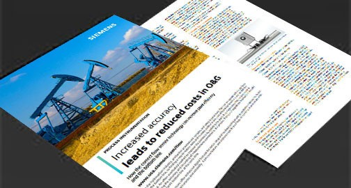 USA - Flow technology for oil and gas white paper