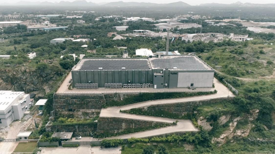 NxtGen Data Center, Bangalore, India