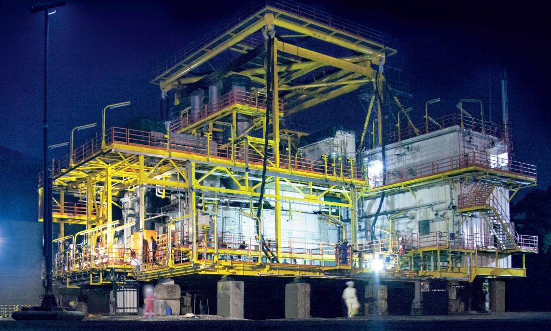 Адаптированные, готовые решения для нефтегазовой отрасли