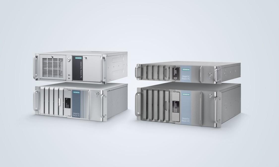 SIMATIC Rack IPCs