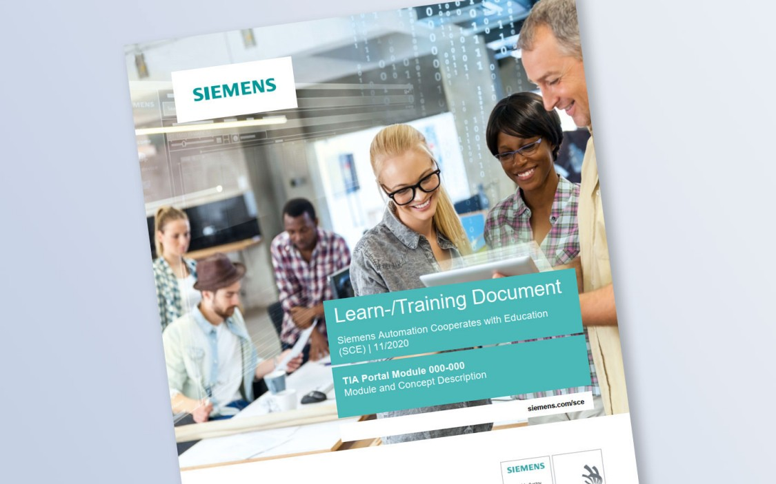 SCE module & concept description gives overview of SCE learning/training document structure & offers course recommendations