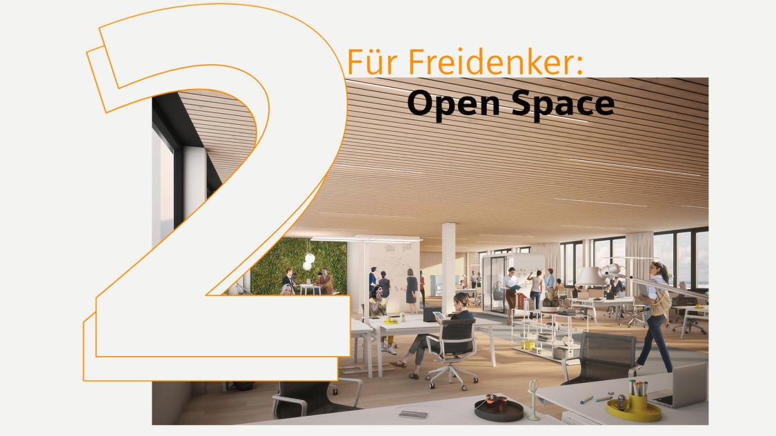 Einleitung Open Space - für Freidenker