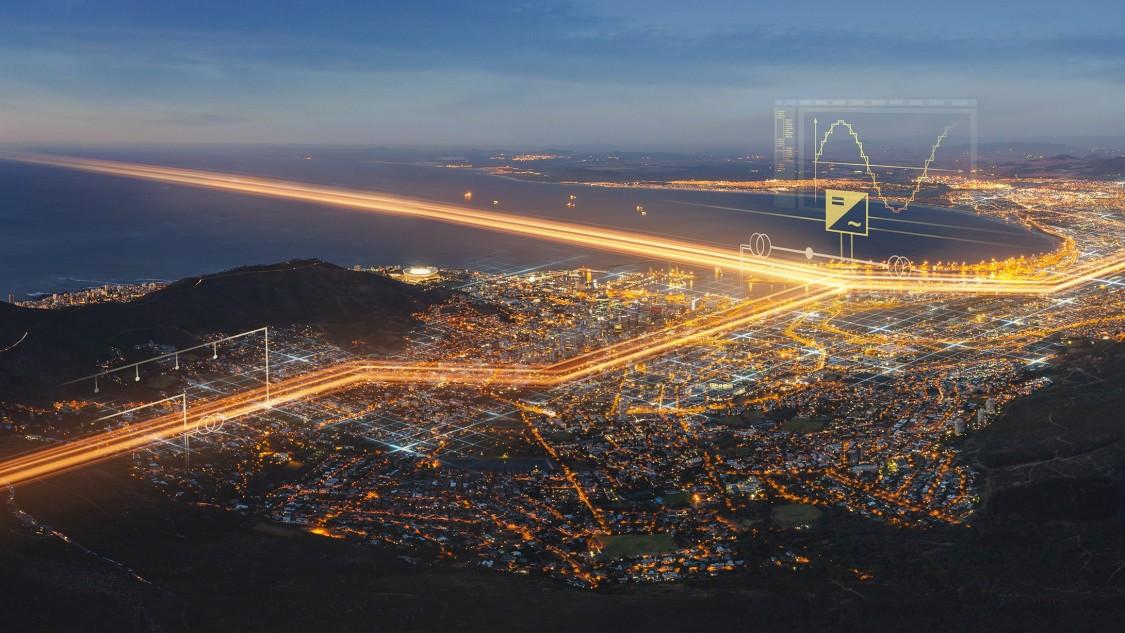 Riadenie dodávok elektrickej energie od Siemens