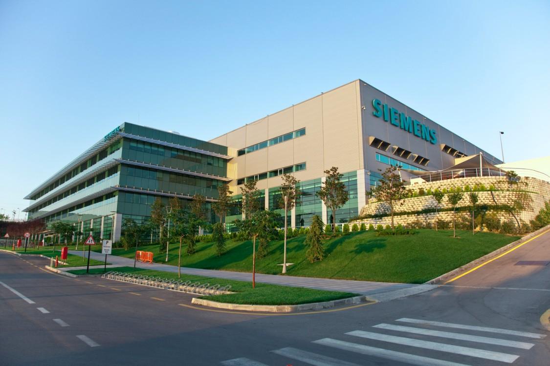 Siemens Entegre Üretim Tesisleri
