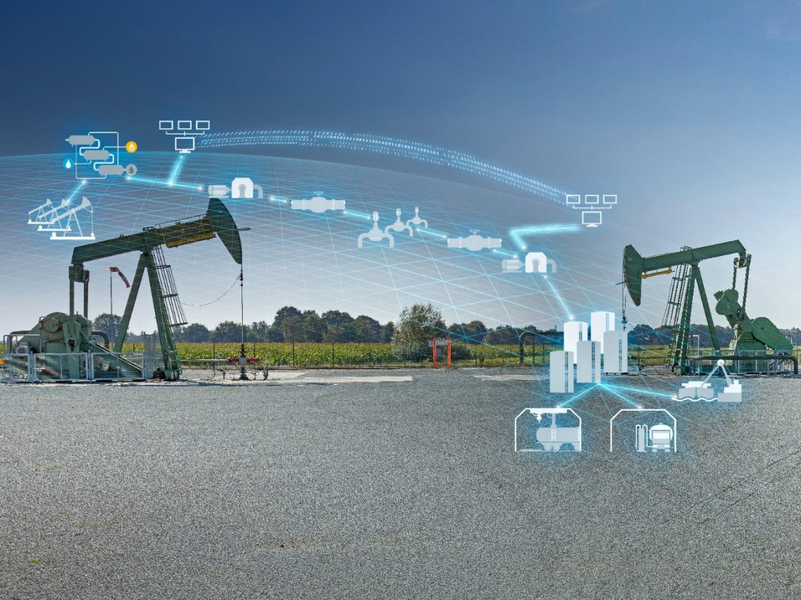 Ölförderung der nächsten Generation